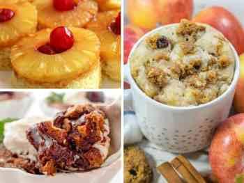 easy delicious mug cake recipes