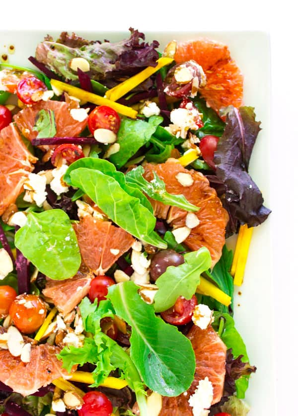 healthy salad recipes that actually taste good