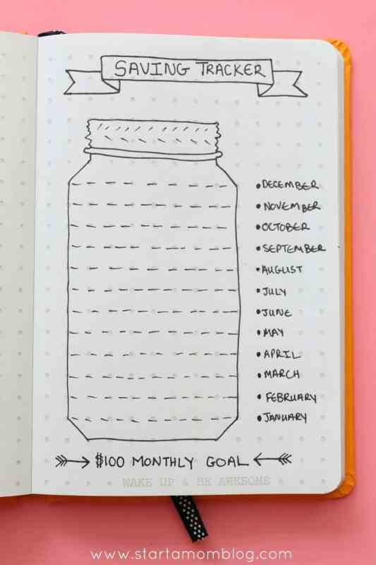 16 Bullet Journal Ideas To Manage Your Finance Live Better Lifestyle