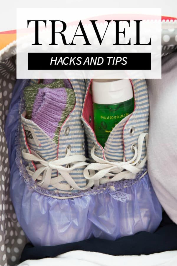 travel hacks and tips
