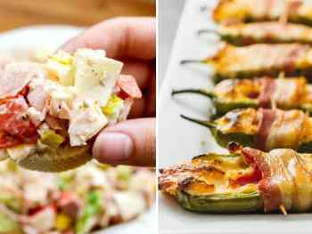 Easy Party Snack Recipes