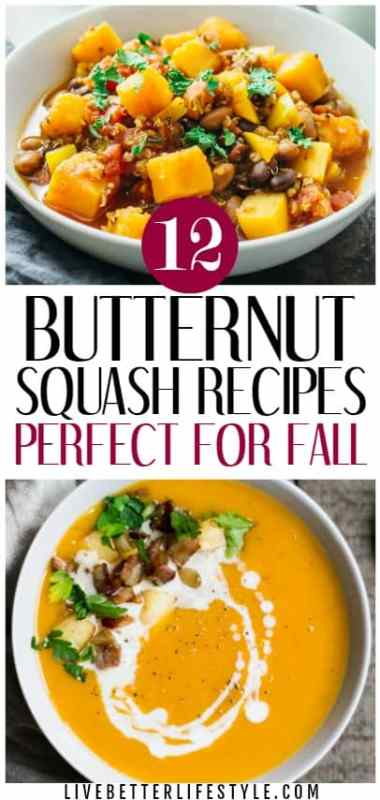 Delicious Butternut Squash Recipes Perfect for Fall