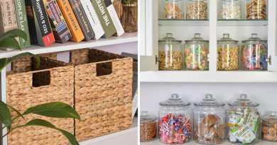 storage organizer ideas