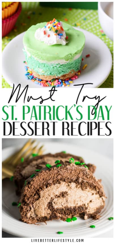 Must Try St. Patrick's Day Desserts For The Whole Family to Enjoy
