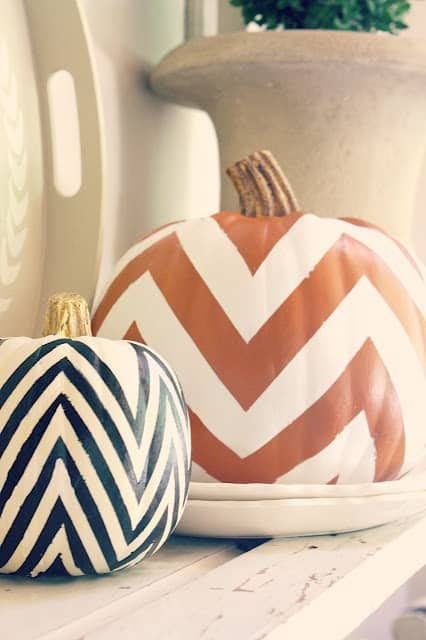 DIY Painted Pumpkin Ideas for Fall
