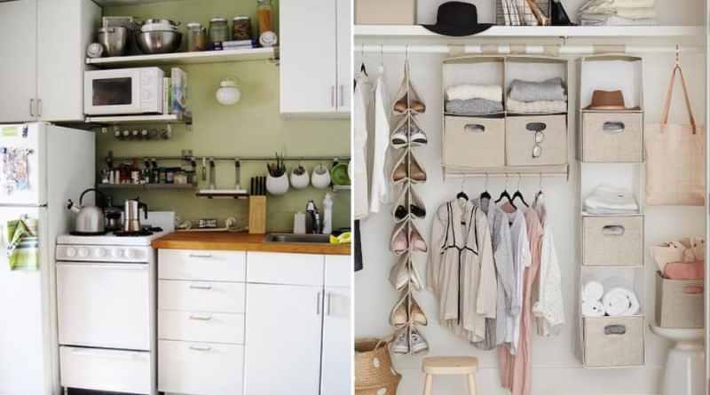 33 Brilliant Apartment Organization Ideas To Share