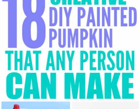 creative diy painted pumpkin ideas for thanksgiving