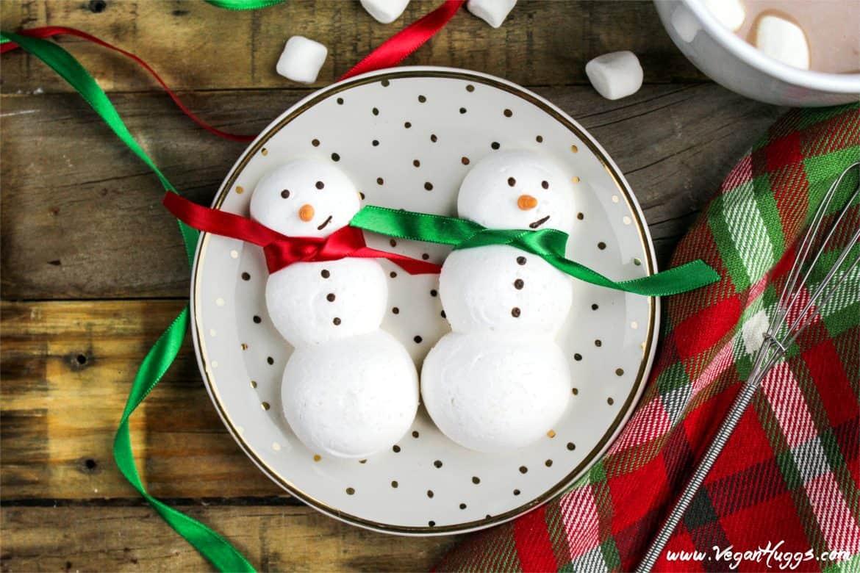 vegan cookies recipe for Christmas
