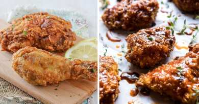 10 Finger Lickin' Homemade Fried Chicken Recipes