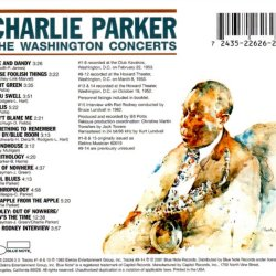 Parker Washington Concerts