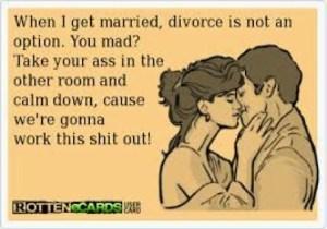 Naïveté and Marriage