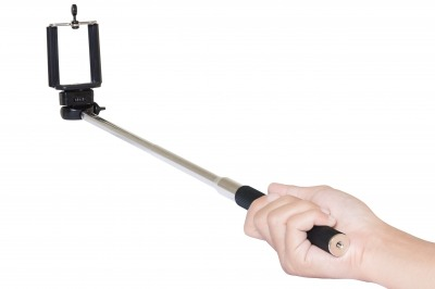 Am I Selfish?  The Mom and the Selfie Stick