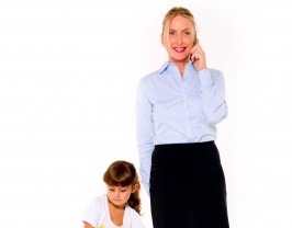 What's that Spot?  Business Attire for the Working Mom