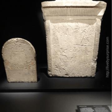 Egyptian Exhibit, Museum of Civilization, Quebec City, Canada