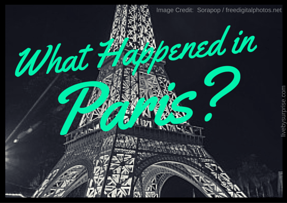 What Happened in Paris?