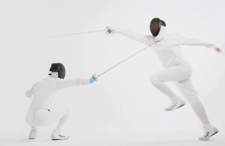 Fencing: Unless the Enemy has Studied his Agrippa