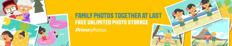 New Features on Amazon Prime Photos and a $500 Amazon.com Gift Card Giveaway!
