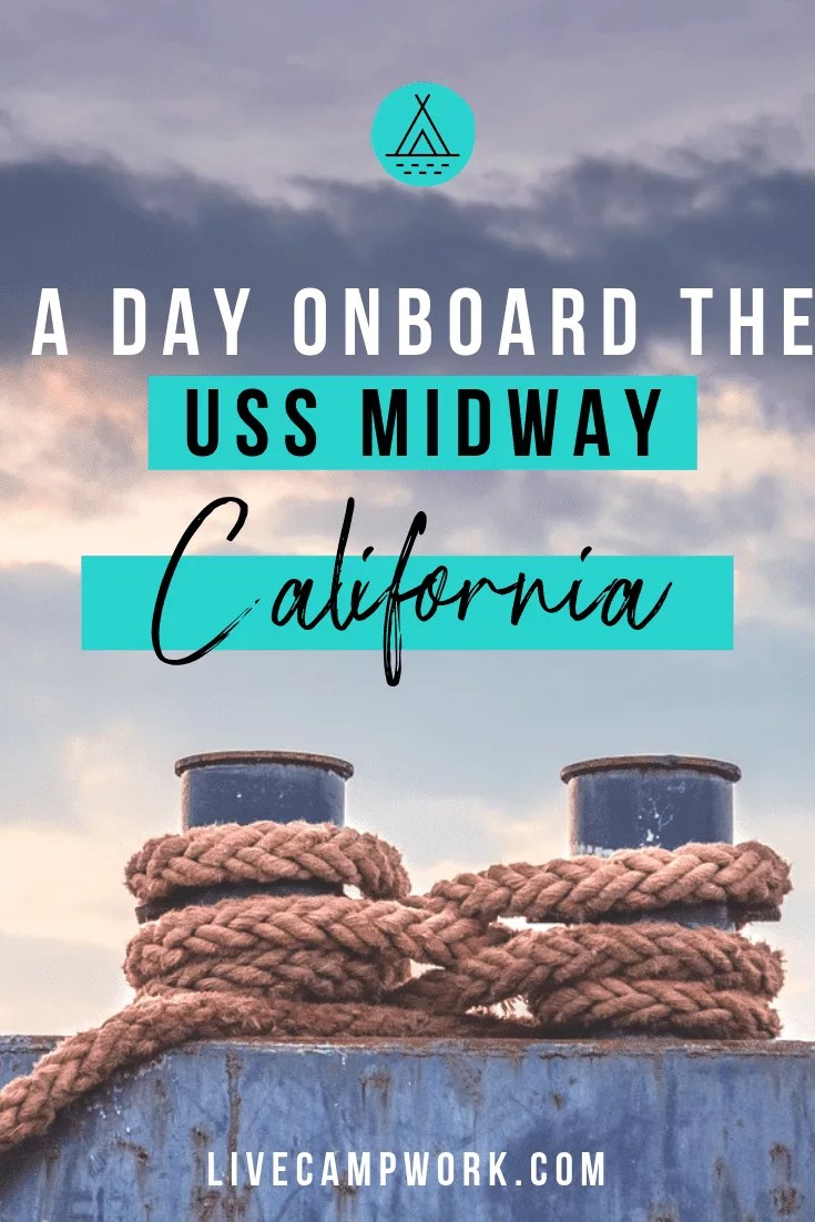 So one of our first stops in San Diego on our West Coast Family Fun Trip was the U.S.S. Midway Museum! Located at the navy pier in downtown San Diego, and encompasses over 30 restored aircraft and 10 acres to explore at your leisure!
