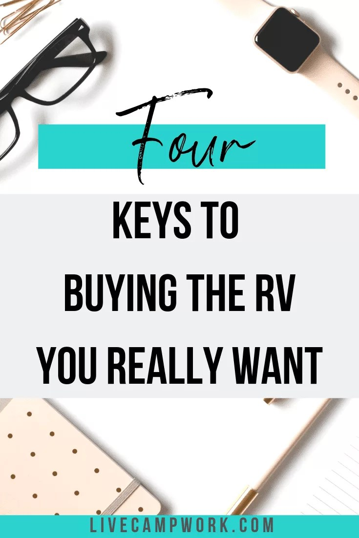 When you buy an RV there are many considerations, you'll have in order to make sure you buy the right RV model for RV road trips with family or even full-time RV life. RVing can be fun and full of adventures, if you have the perfect RV, so make sure you have the tools you need to make the right decision!