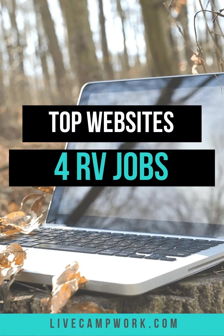 You can find Workamping job listings all over the web and while it's easy to just pull up a free site with listings for RV jobs and start applying for everything that offers a Free RV site, paid hours, and maybe benefits.