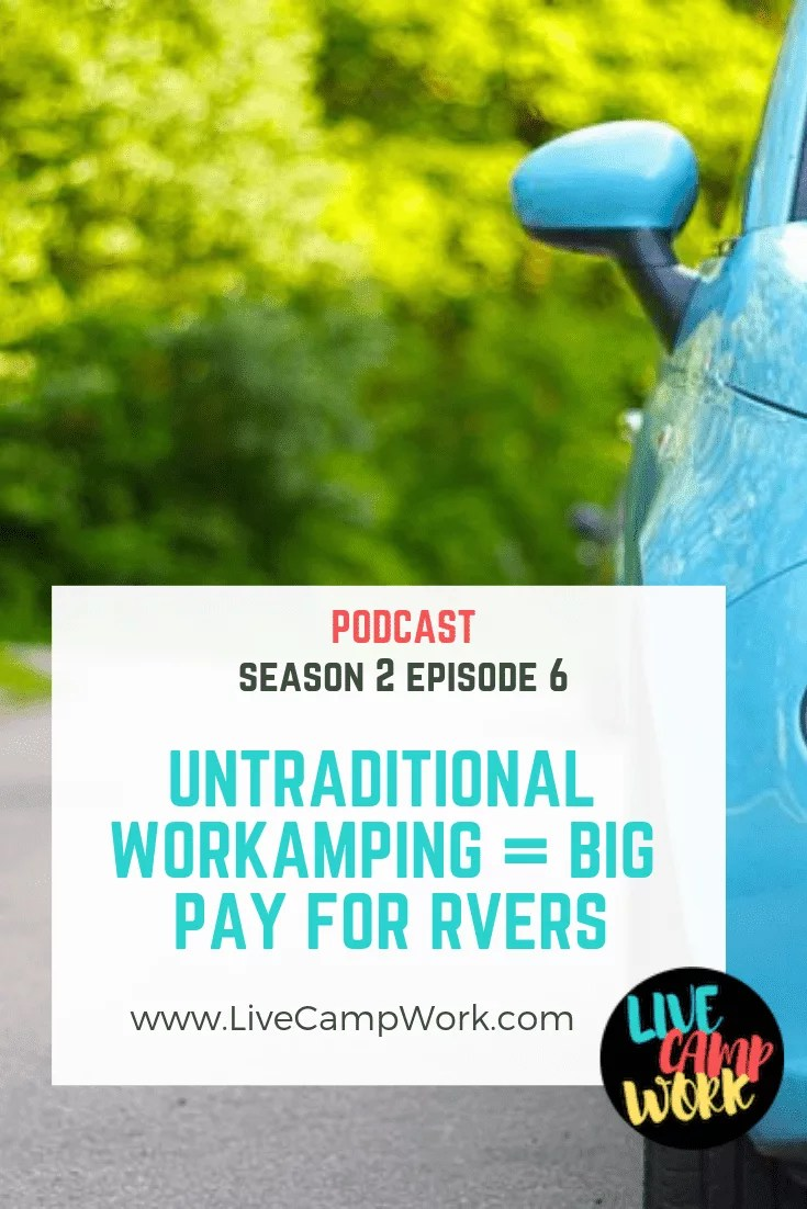 I'm discussing the details of the Workamping Program by Southern Cross Inc. where they hire RV Travelers as Mobile Technicians inspecting gas lines. These positions, although not the most fun or glamorous- have great benefits and allow for a more streamlined approach to Workamping!