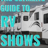 The Ultimate Guide to 2019 RV Shows