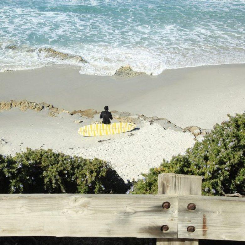 Carmel Beach, Carmel by the Sea in Big Sur California