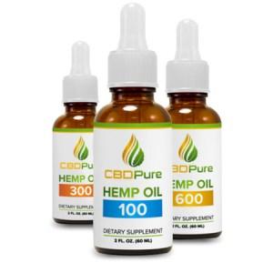 CBD Pure CBD Oils