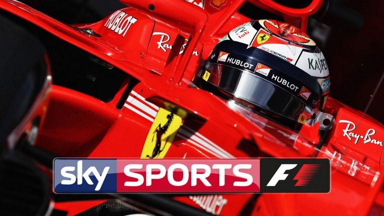 F1 Live Blog on Sky Sports