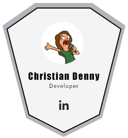 Christian Denny Live CGI Developer
