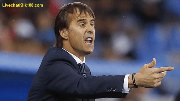 Para Pemain Madrid Masih Sangat Dukung Lopetegui