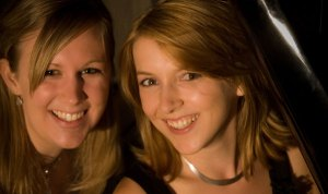 Classical Band in London - Katie and Kate