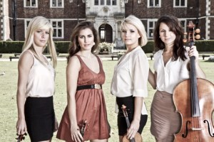 Book Classical Band in London - Diamond Strings Quartet
