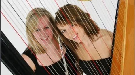 Classical Wedding Harp Flute Duo e1586158911682
