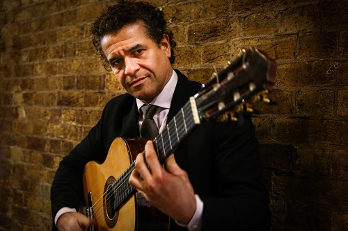 Book A Classical Brazilian Musician In London - Live Classical Musicians