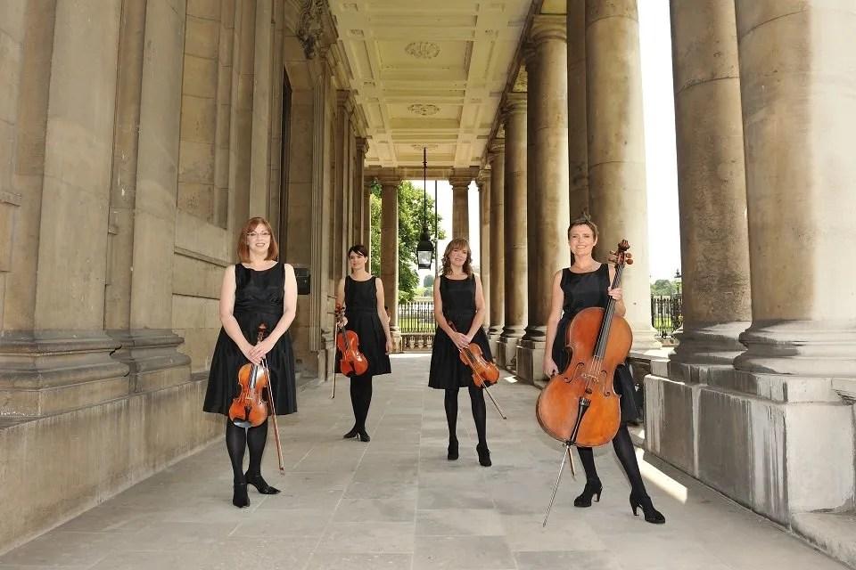 The London Ladies String Quartet