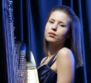 Book A Solo Female Harpist in London - Live Classical Ensemble