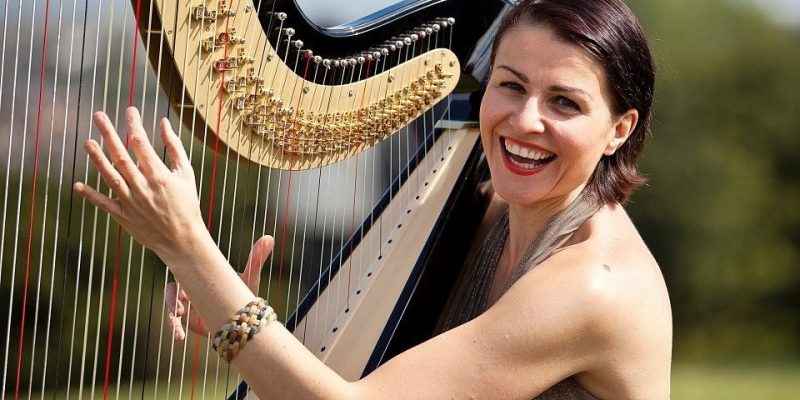 Solo Wedding Harpist in London - Live Classical Musicians