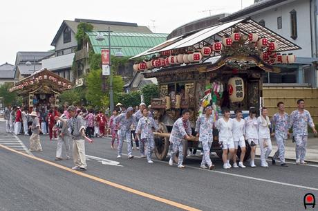 益子祇園祭屋台5の写真