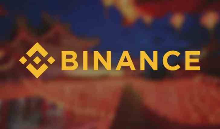 Binance sairá do Japão