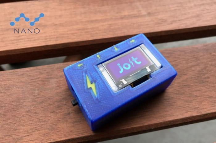 Nano Hardware Wallet