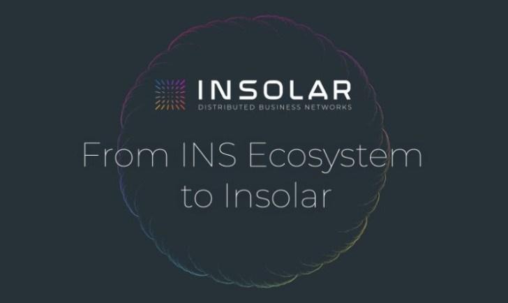 INS Ecosystem se torna Insolar