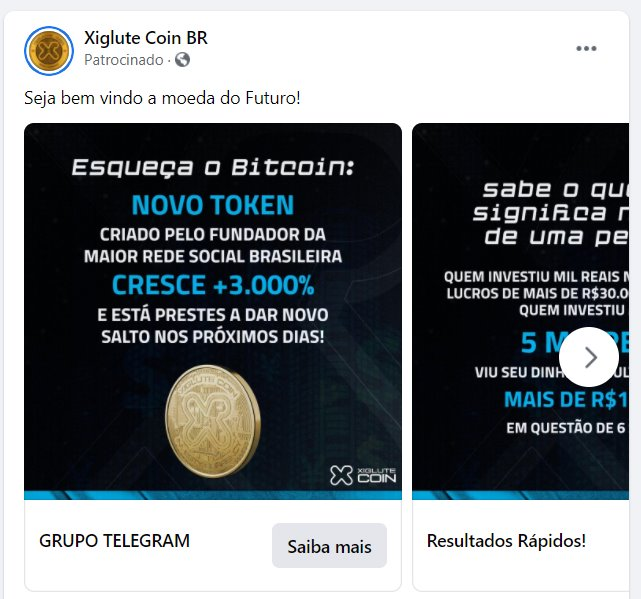 Xiglute Coin promises to beat Bitcoin, but it's just a token on the BInance Smart Chain network