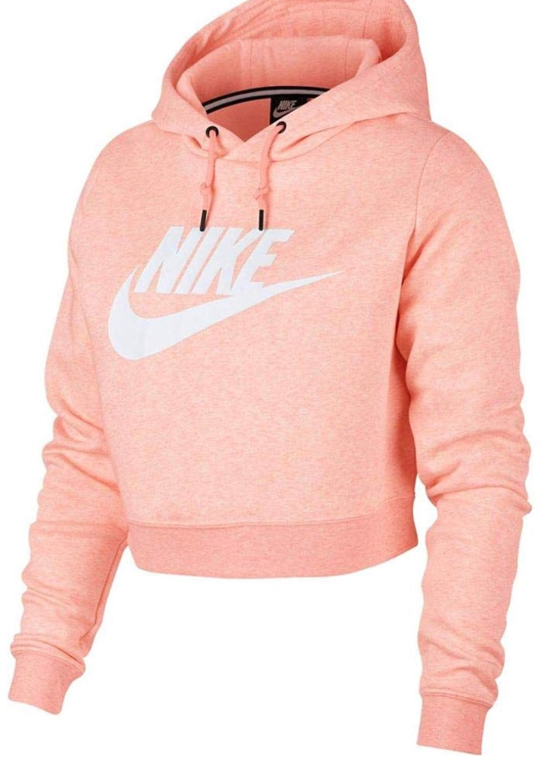 Nike Women's Sportwear Rally Cropped Hoodie