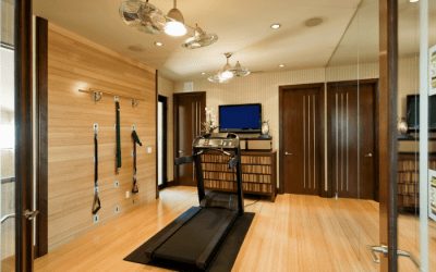 Luxury Fitness Equipment Ideas For Your Dream Home Gym