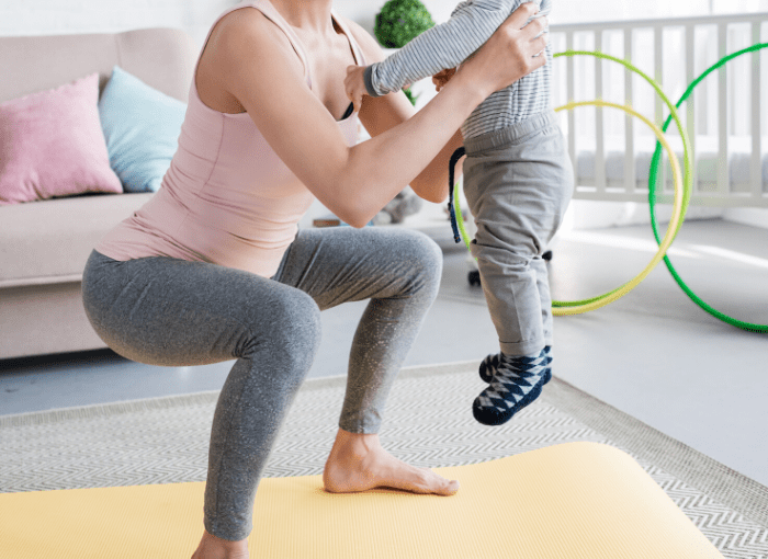10 Of The Best Postpartum Workout Videos On Youtube Live Core Strong