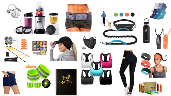 The Best List Of Fitness Gift Ideas For Her: 2020 Runner's Edition
