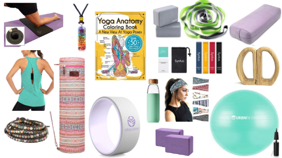 The Best List Of Fitness Gift Ideas For Her: 2020 Yoga & Pilates Edition