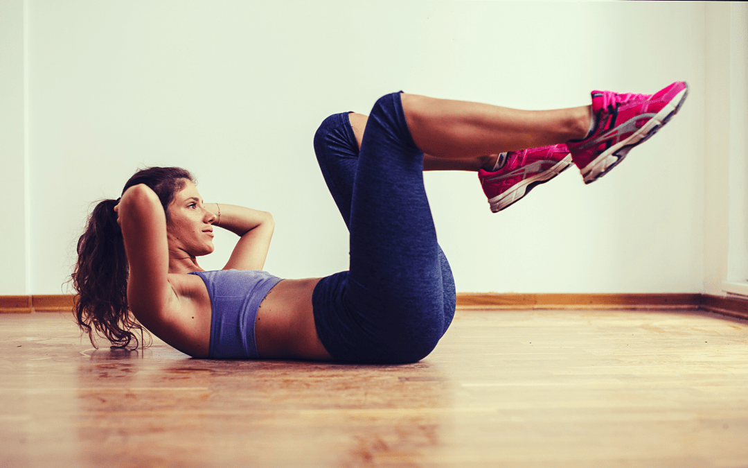 7 Day Ab Challenge For Beginners