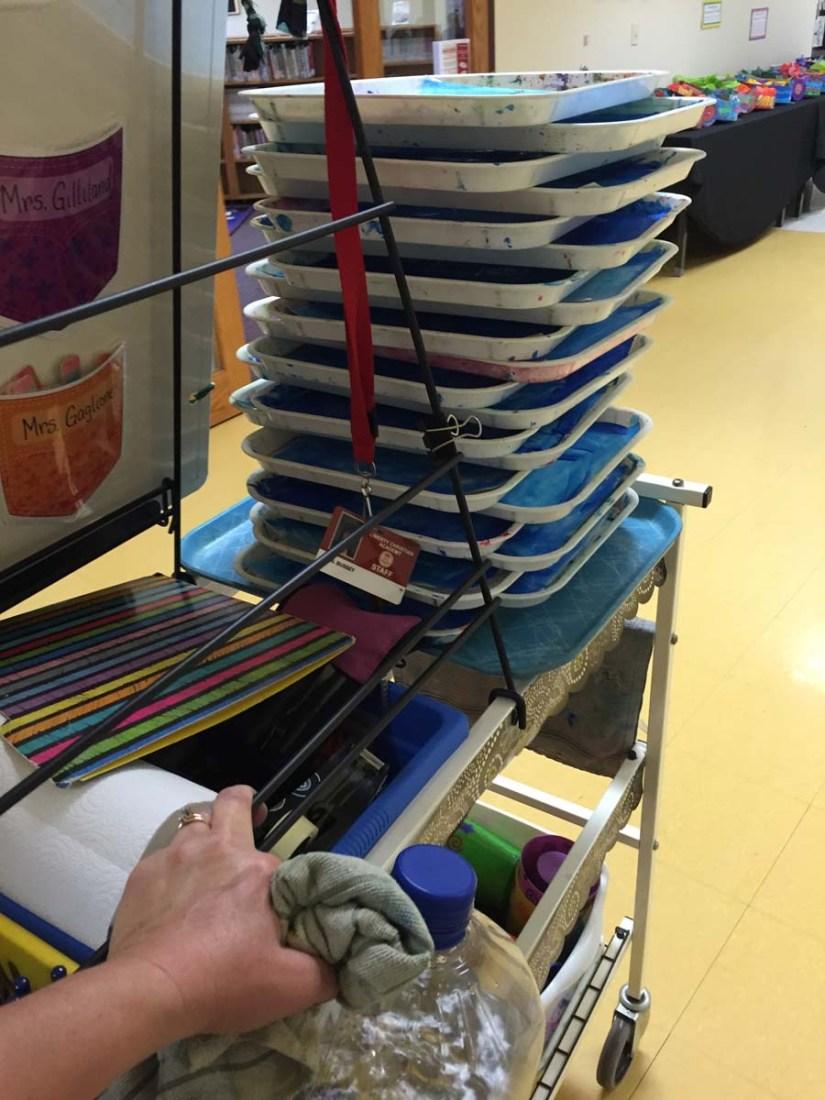 art cart teacher